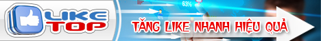 Tăng Like Facebook - LikeTop.Net